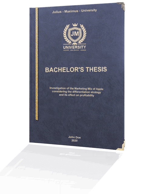 Premium leather binding for the perfect first impression