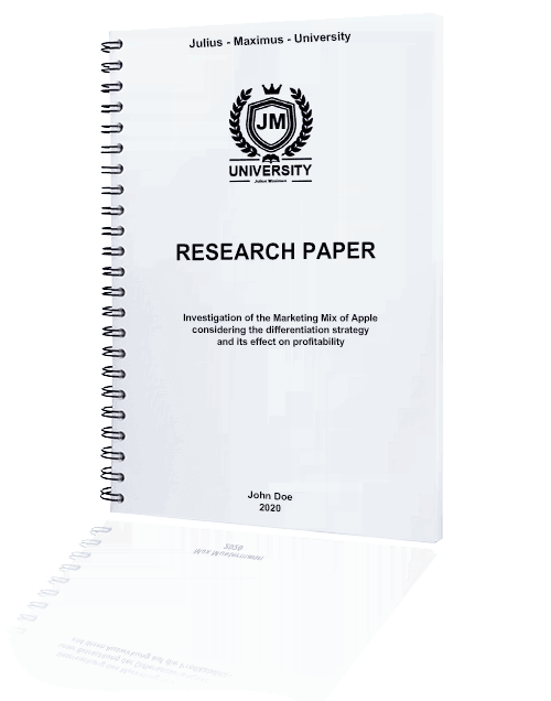 Spiral binding for paper and thesis