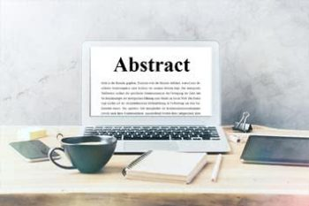 write an abstract academic writing