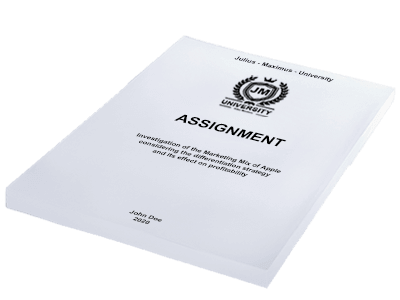 Assignment printing binding softcover white