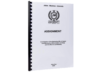 Assignment printing binding spiral binding plastic