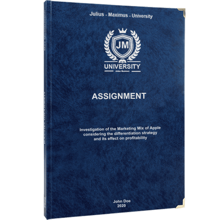 assignment printing binding leather binding premium blue