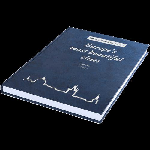 book printing binding premium leather binding