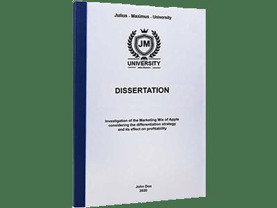 dissertation printing binding thermal binding blue