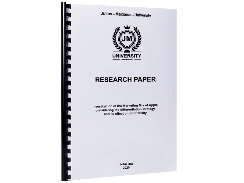 research paper printing spiral binding plastic