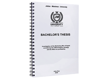 thesis binding metall spiral