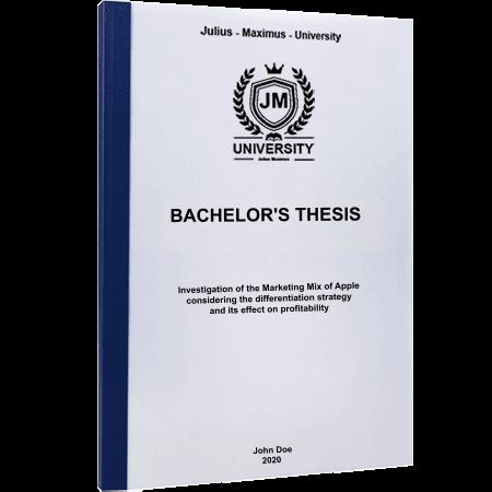 thesis binding thermal binding