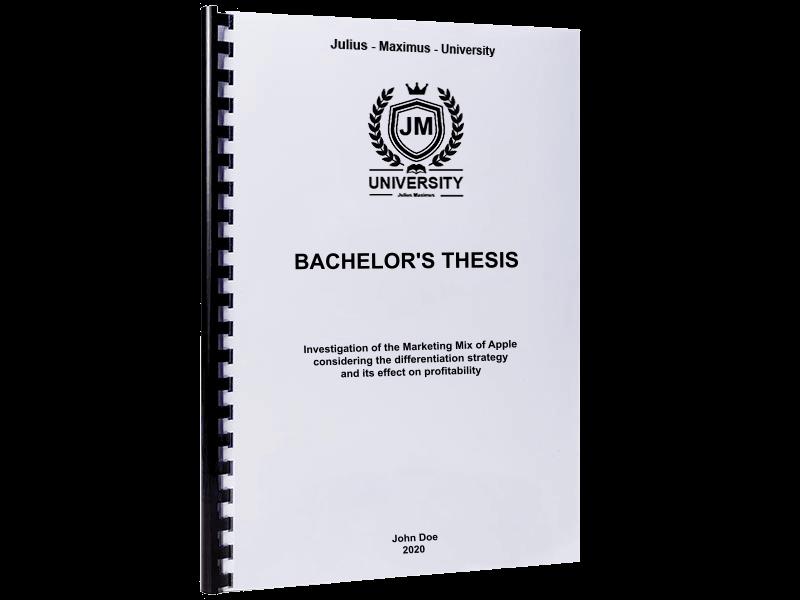 thesis printing binding black plastic spiral