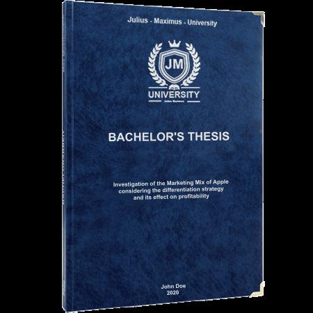 thesis printing premium leather binding