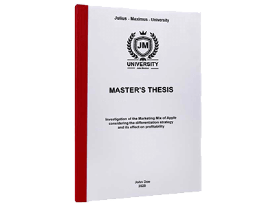 thesis red thermal binding