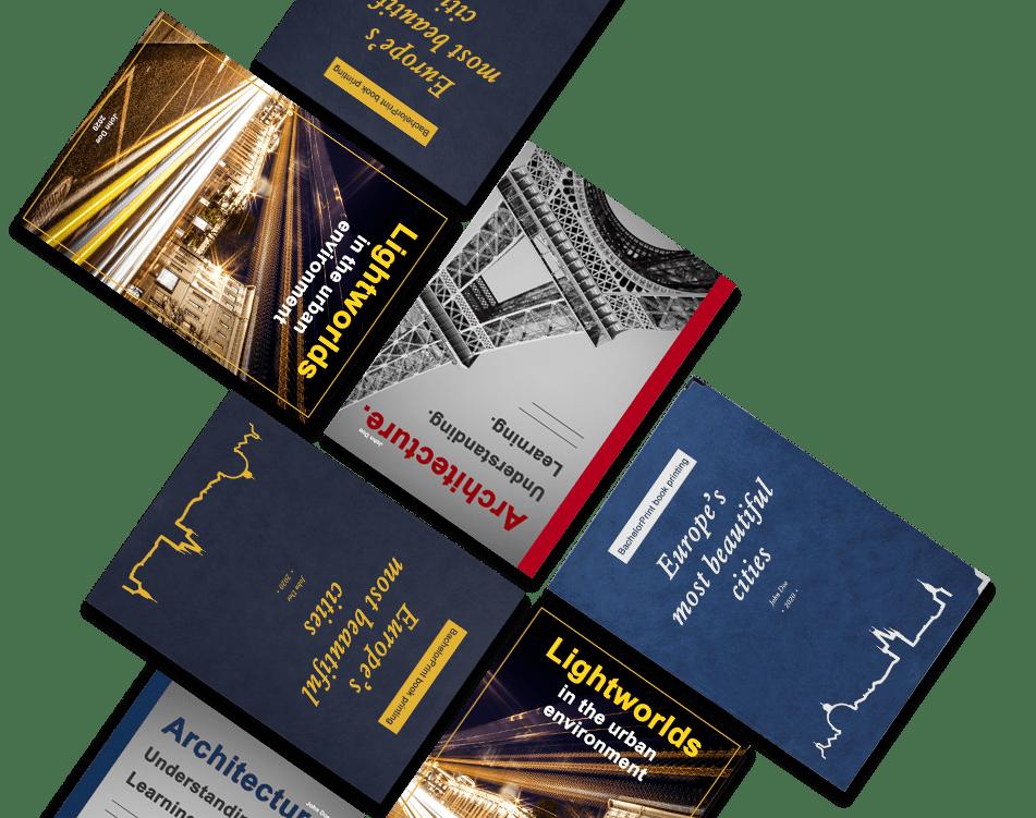 book printing binding online