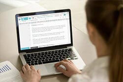 how to transcribe an interview transcription software