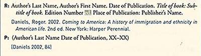 Chicago Style Citation multiple authors