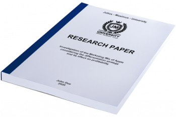 adademic writing research paper topics