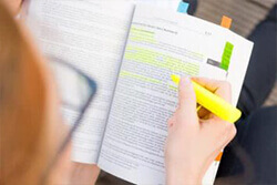 Research Proposal Sample Transition Words