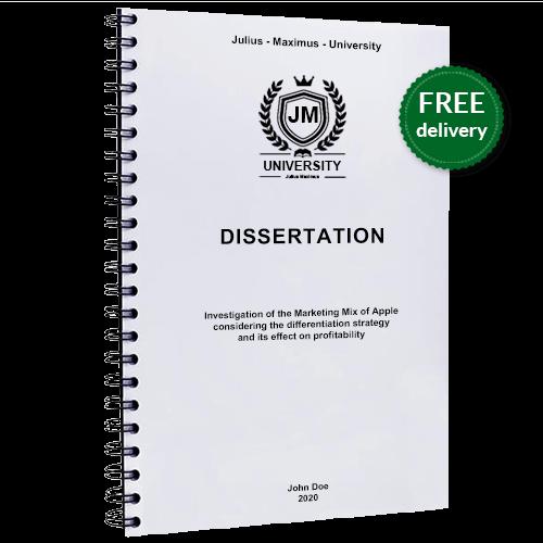 Dissertation printing online wire binding
