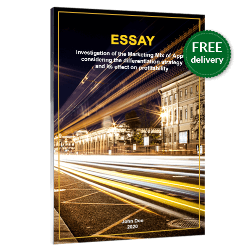 Essay Softcover your design