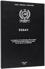 essay printing binding leather binding standard comparison
