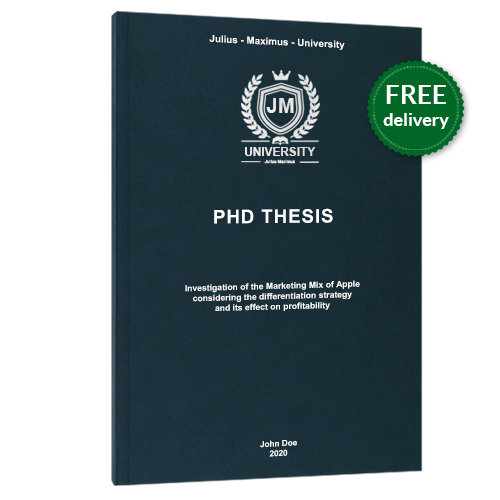 PhD binding premium leather book binding free delivery