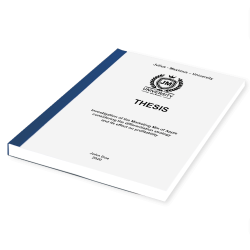 Thesis thermal binding