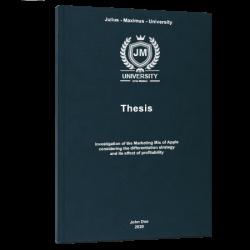 thesis statement thesis printing & binding