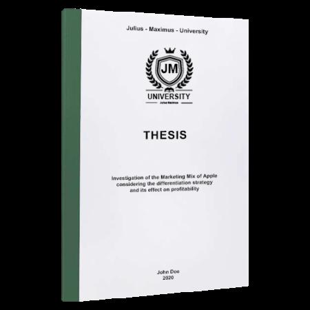 Aberdeen Thermal binding