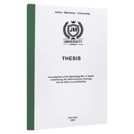 Cambridge Thermal binding