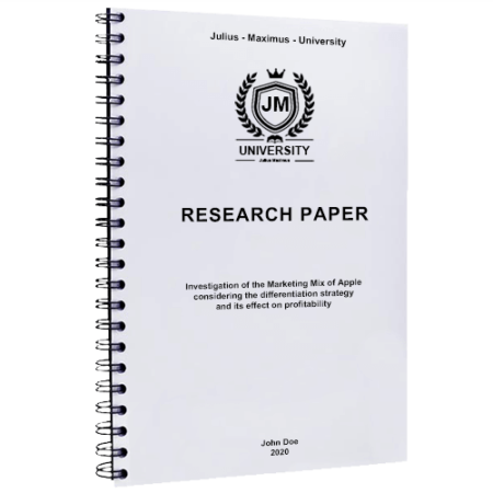 paper binding Cambridge