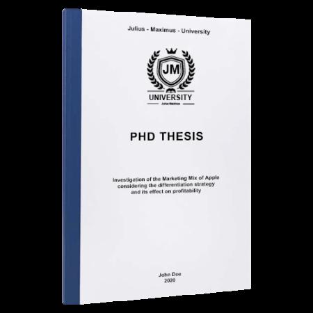 Thermal Binding thesis