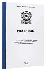 Thermal binding for Bradford students