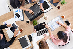 study group online course value proposition canvas