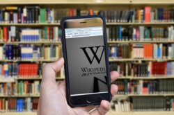 Block quote How to cite Wikipedia
