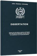 Block quote Dissertation Printing & Binding